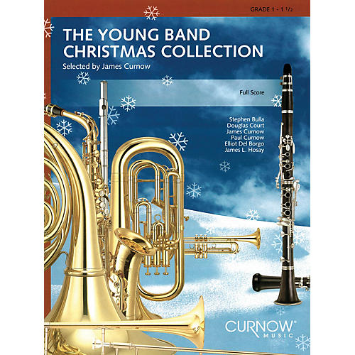Curnow Music Young Band Christmas Collection (Grade 1.5) (Bass Clarinet) Concert Band thumbnail