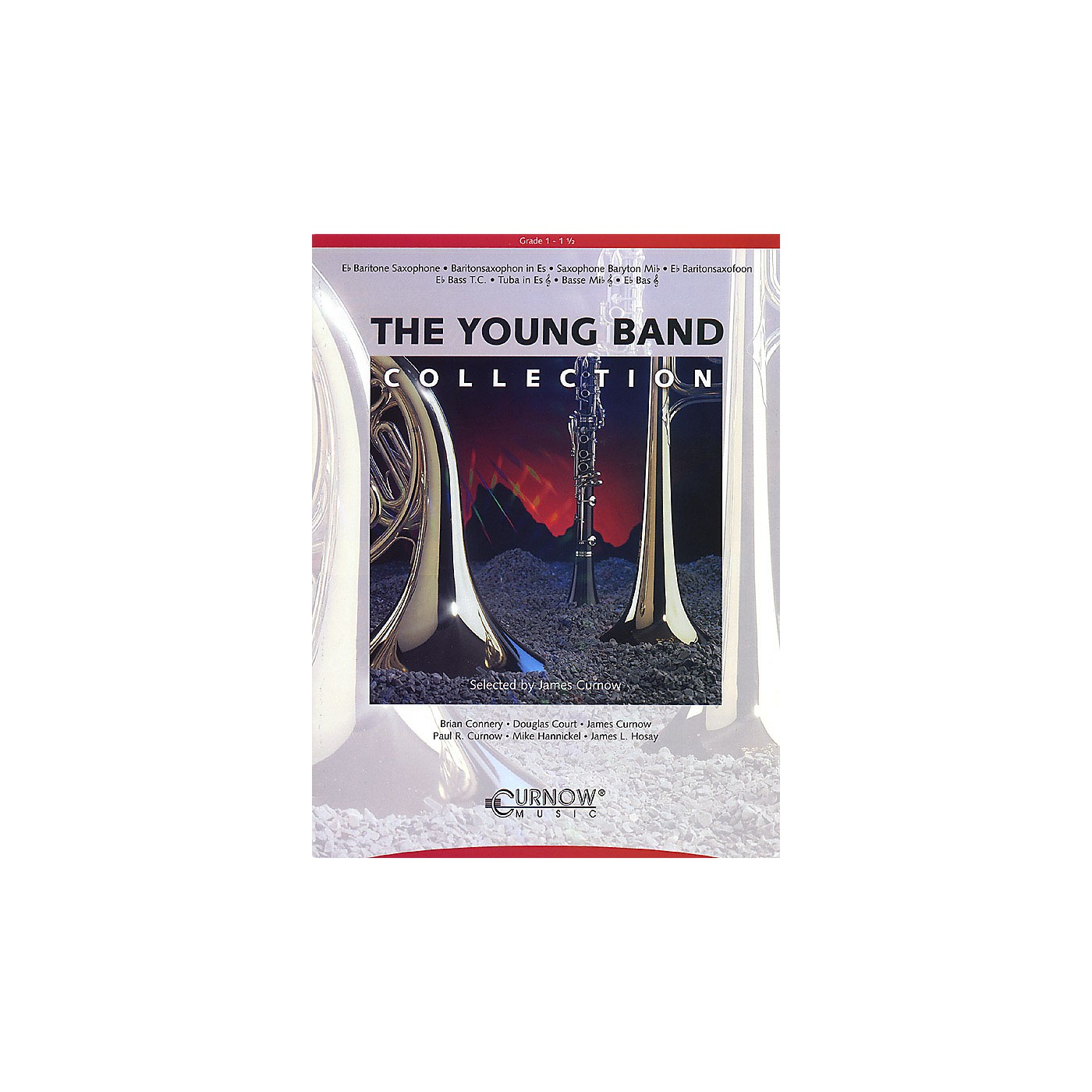 Curnow Music Young Band Collection (Grade 1.5) (Oboe) Concert Band Level 1.5 thumbnail
