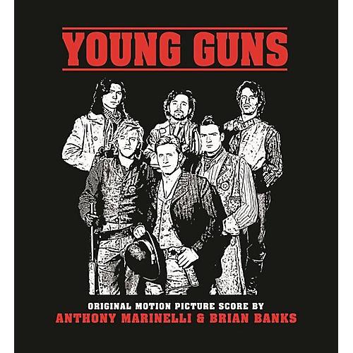 Alliance Young Guns (original Soundtrack) thumbnail