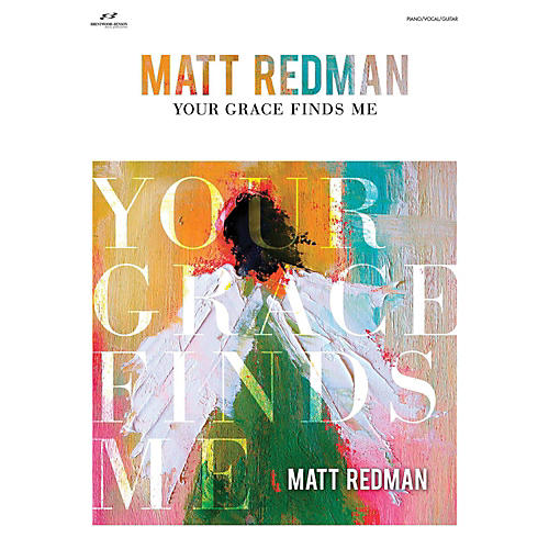 Brentwood-Benson Your Grace Finds Me - Matt Redman for Piano/Vocal/Guitar thumbnail