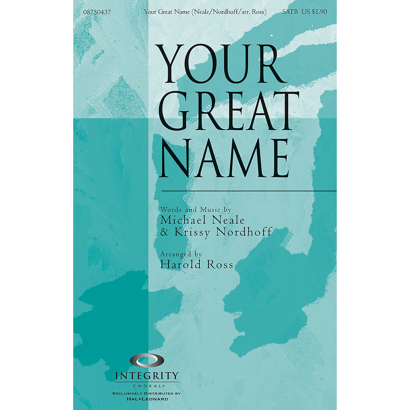 Integrity Choral Your Great Name ORCHESTRA ACCOMPANIMENT Arranged by Harold Ross thumbnail