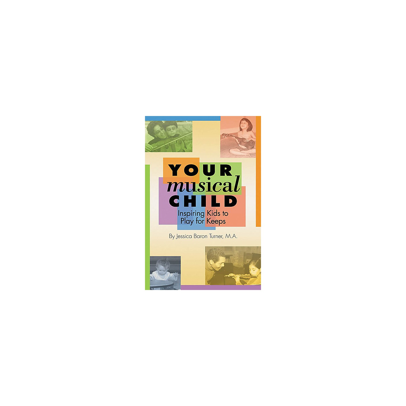 String Letter Publishing Your Musical Child Book thumbnail