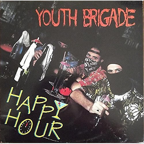 Alliance Youth Brigade - Happy Hour thumbnail