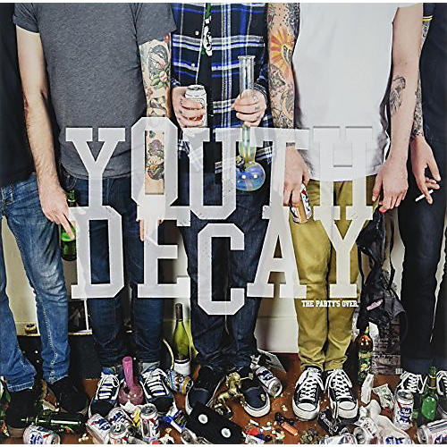 Alliance Youth Decay - Party's Over thumbnail