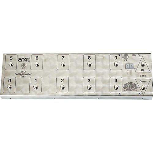 Engl Z-12 MIDI Footcontroller thumbnail