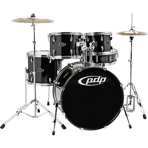 PDP by DW Z5 Complete Drum Set with Hardware and Cymbals-thumbnail