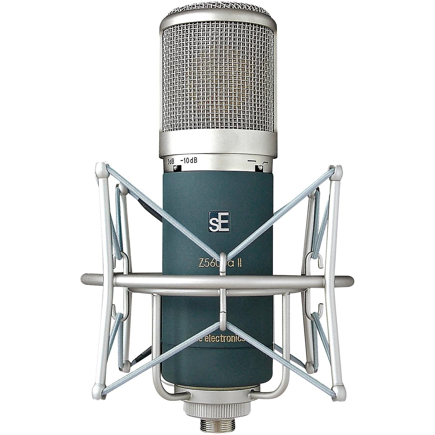 sE Electronics Z5600a II Large-Diaphragm Tube Condenser Microphone thumbnail
