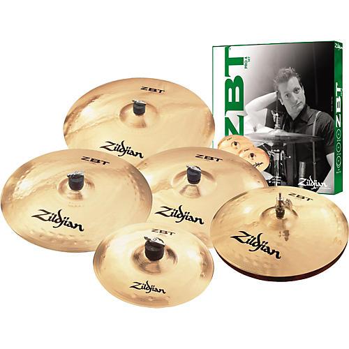 Zildjian ZBT 4 Pro Super Cymbal Pack-thumbnail