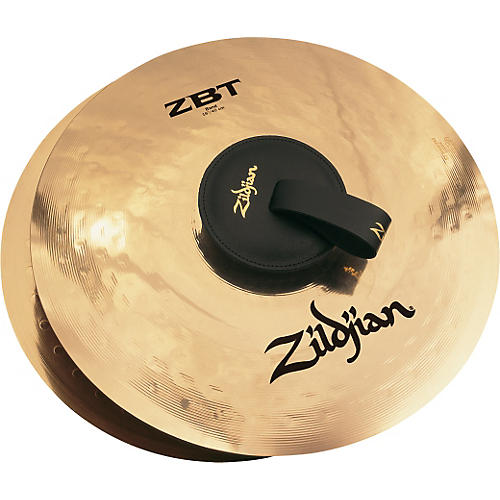 Zildjian ZBT Band Crash Cymbal Pair thumbnail