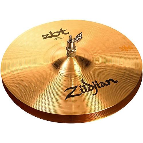 Zildjian ZBT Hi-Hat Cymbal Pair-thumbnail