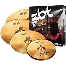 "Zildjian ZBTP390-A Cymbal Set with free 18"" Crash"