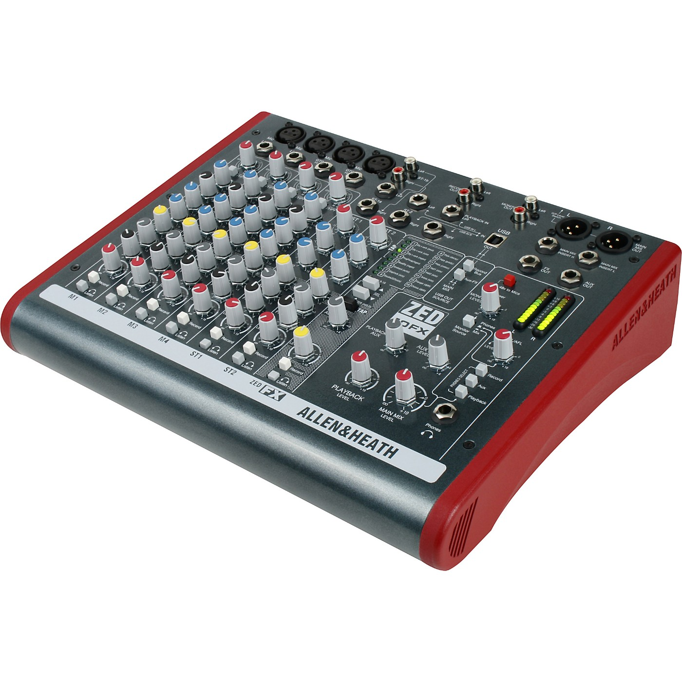 Allen & Heath ZED-10FX 6-Channel USB Mixer with Effects thumbnail