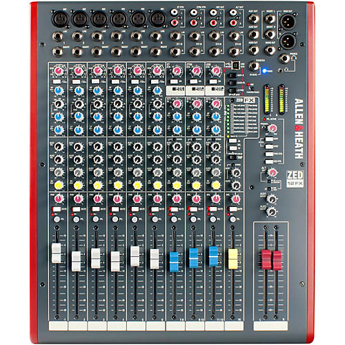 Allen & Heath ZED-12FX USB Mixer with Effects thumbnail