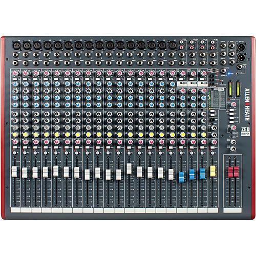 Allen & Heath ZED-22FX USB Mixer with Effects thumbnail