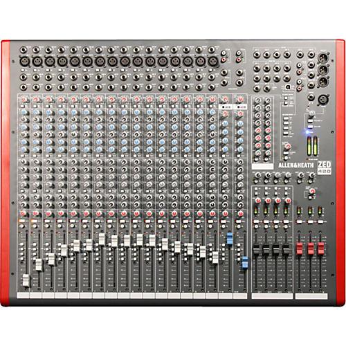 Allen & Heath ZED-420 Mixer thumbnail