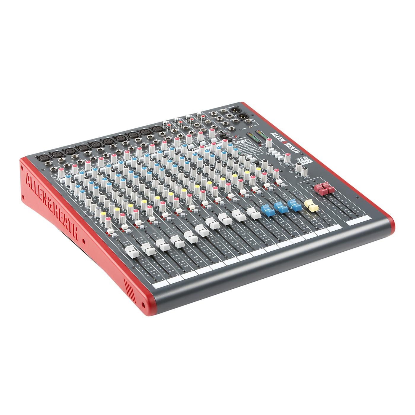 Allen & Heath ZED Series ZED-16FX Multipurpose USB Mixer thumbnail