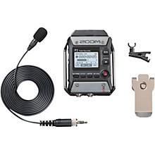 Zoom ZF1LP F1 Field Recorder Lavalier Package