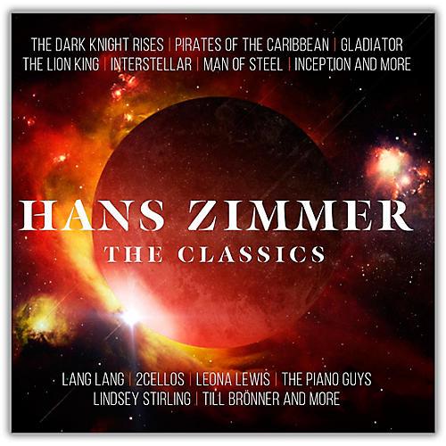 Sony ZIMMER, HANS HANS ZIMMER - THE CLASSICS thumbnail