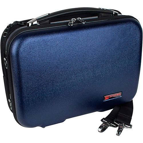 Protec ZIP Clarinet Case with Removable Music Pocket, Blue thumbnail