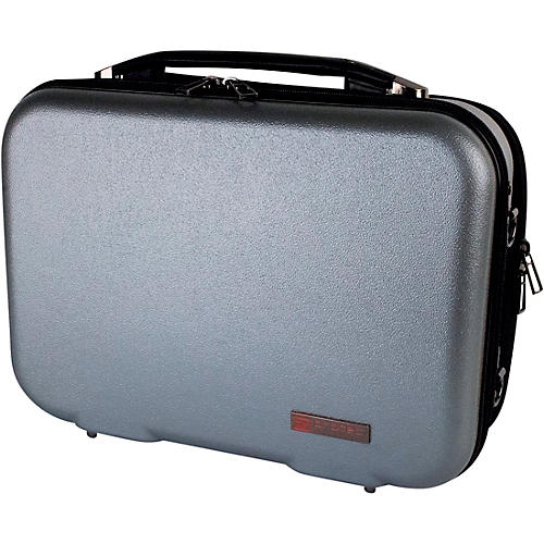 Protec ZIP Clarinet Case with Removable Music Pocket, Silver thumbnail