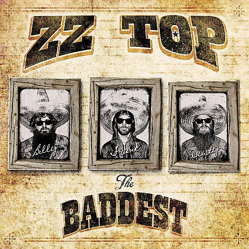 Alliance ZZ Top - Baddest (CD) thumbnail