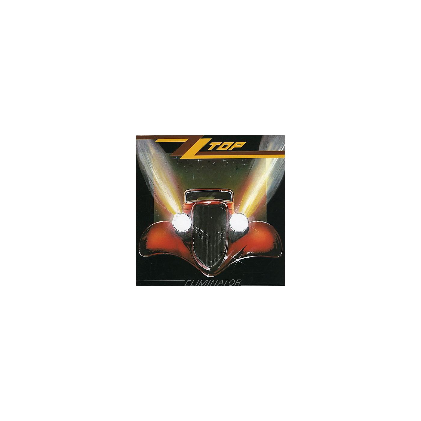 Alliance ZZ Top - Eliminator (CD) thumbnail