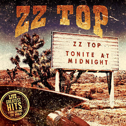 Alliance ZZ Top - Live - Greatest Hits From Around The World thumbnail