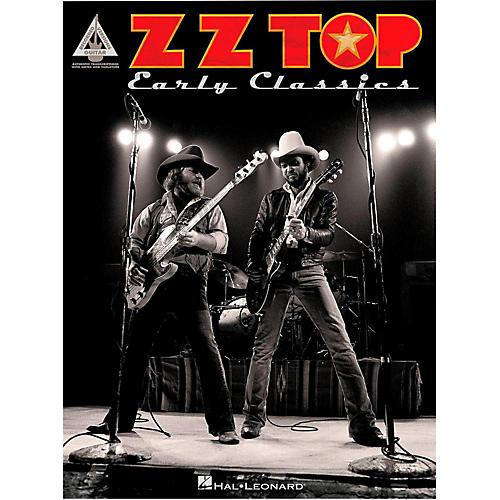 Hal Leonard ZZ Top Early Classics Guitar Tab Songbook thumbnail
