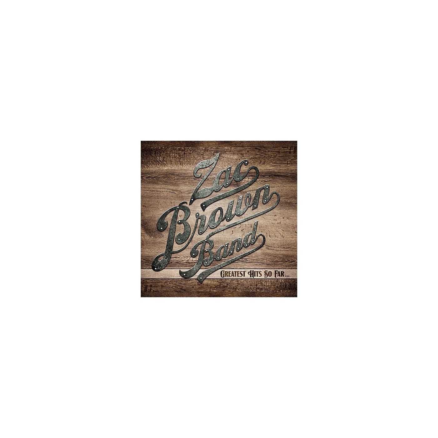 Alliance Zac Brown - Greatest Hits So Far (CD) thumbnail