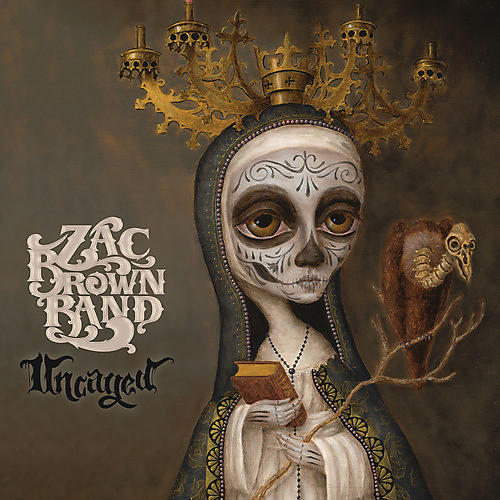 Alliance Zac Brown - Uncaged thumbnail