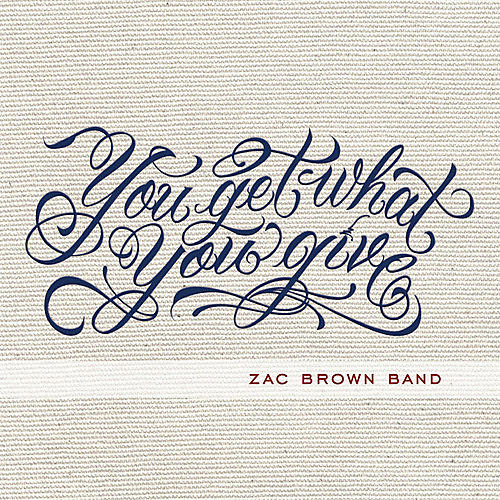 Alliance Zac Brown - You Get What You Give thumbnail