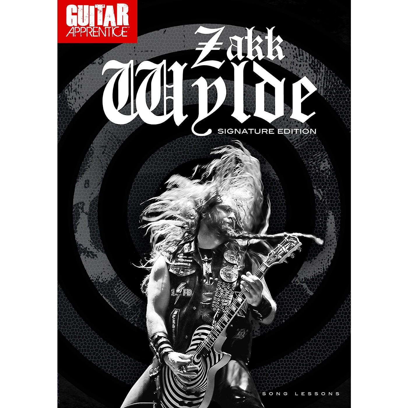 Hal Leonard Zakk Wylde Guitar Apprentice 6-DVD set thumbnail