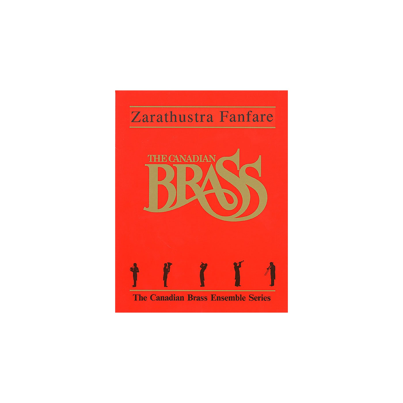 Hal Leonard Zarathustra Fanfare (Score and Parts) Brass Ensemble Series by Richard Strauss thumbnail