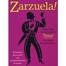 Music Sales Zarzuela! (Tenor) Music Sales America Series  by Various