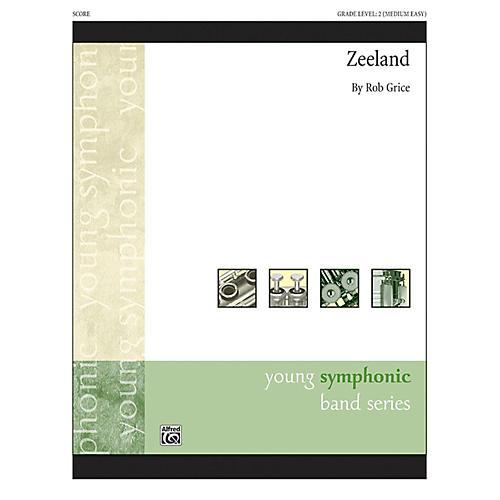 Alfred Zeeland Concert Band Grade 2 thumbnail