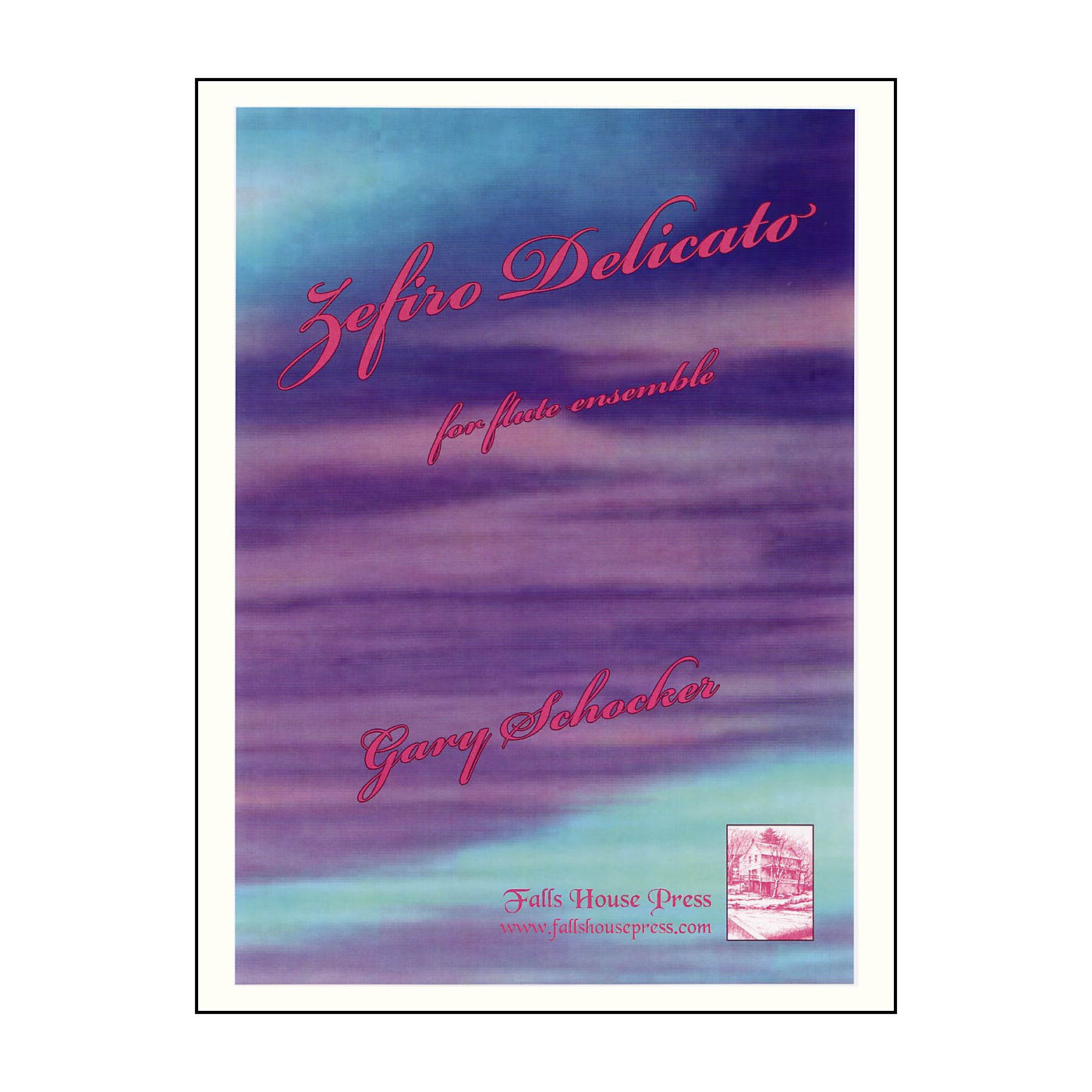 Carl Fischer Zefiro Delicato Book thumbnail