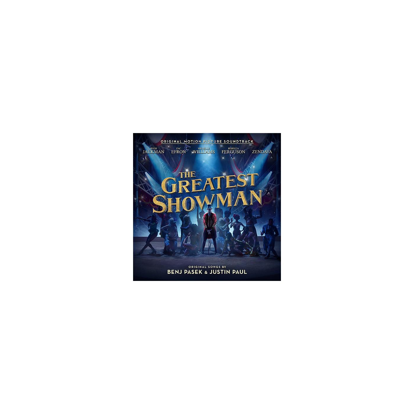 Alliance Zendaya & The Greatest Showman Ensemble - The Greatest Showman (Original Motion Picture Soundtrack) (CD) thumbnail