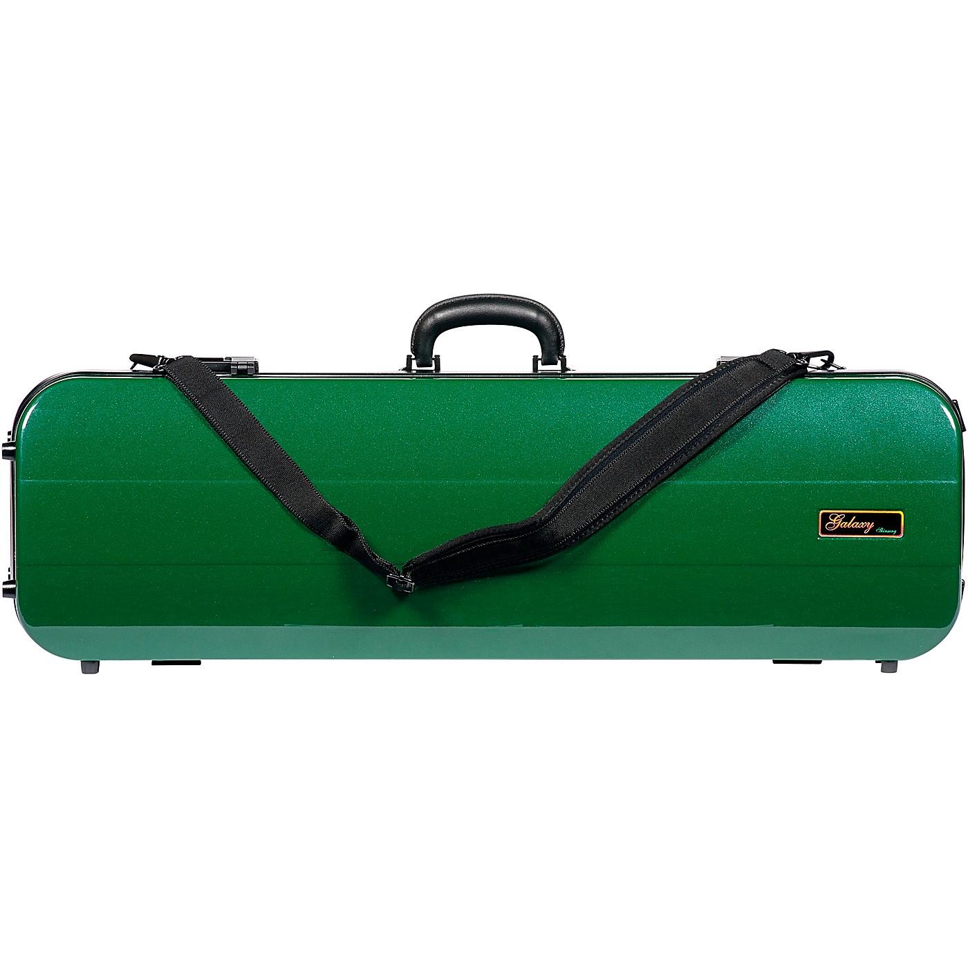 Galaxy Cases Zenith 500SL Series Oblong ABS Violin Case thumbnail