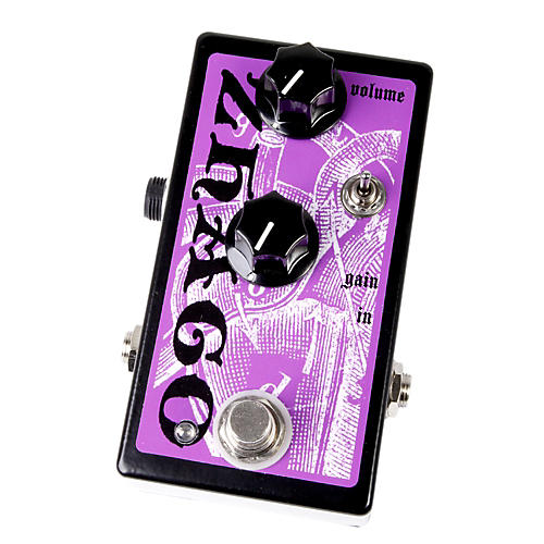 Dwarfcraft Zhago Distortion Guitar Effects Pedal-thumbnail
