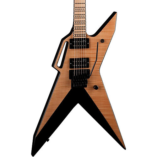 Dean Zoltan AR6 Flame Top Electric Guitar thumbnail