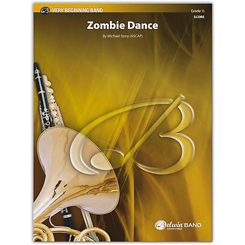 BELWIN Zombie Dance Conductor Score 0.5 (Very Easy) thumbnail