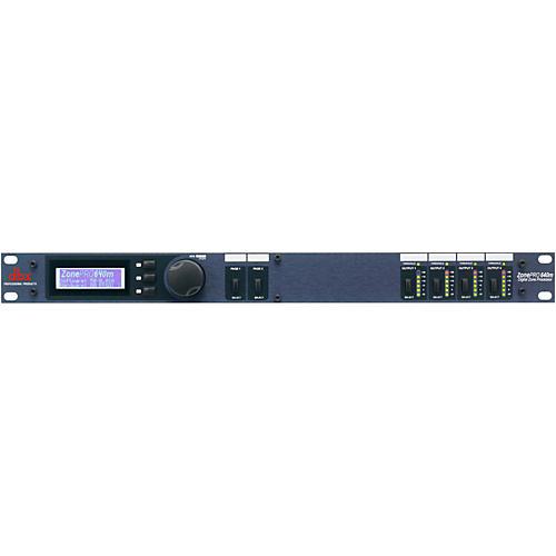 dbx ZonePRO 640 Speaker Processor thumbnail