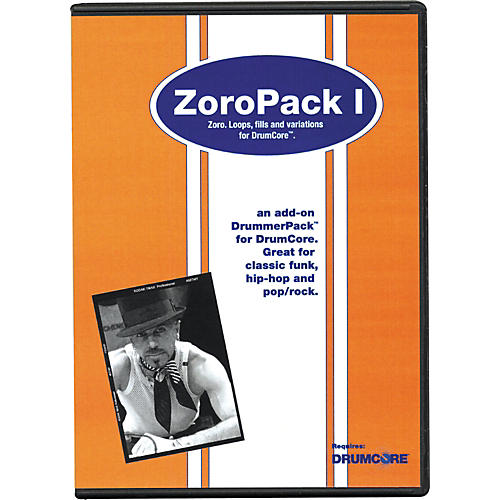 Submersible Music ZoroPack I Add-On DrummerPack for DrumCore-thumbnail