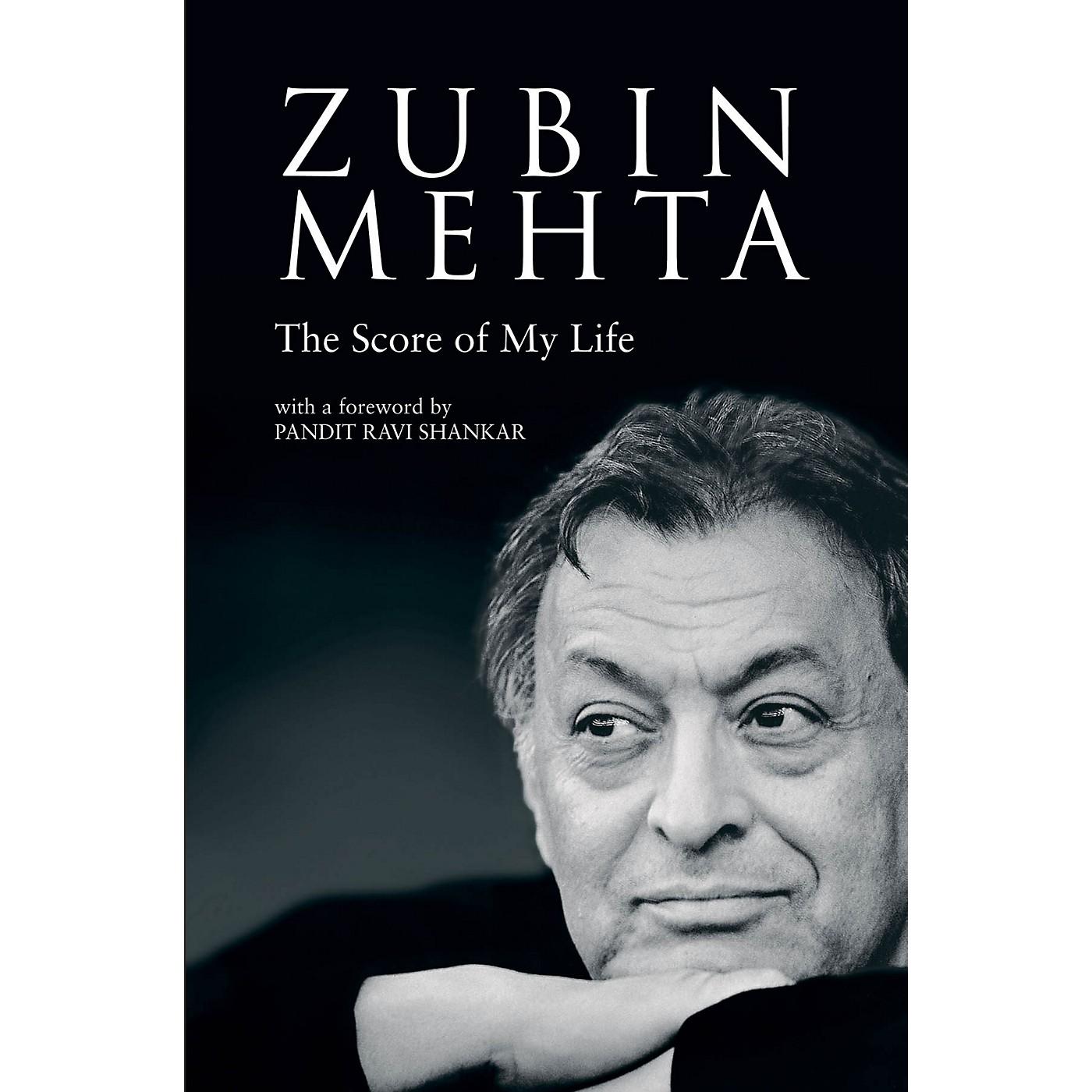 Amadeus Press Zubin Mehta (The Score of My Life) Amadeus Series Hardcover Written by Zubin Mehta thumbnail