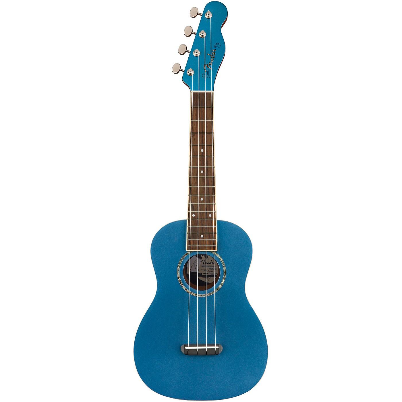Fender Zuma Concert Ukulele Walnut Fingerboard thumbnail