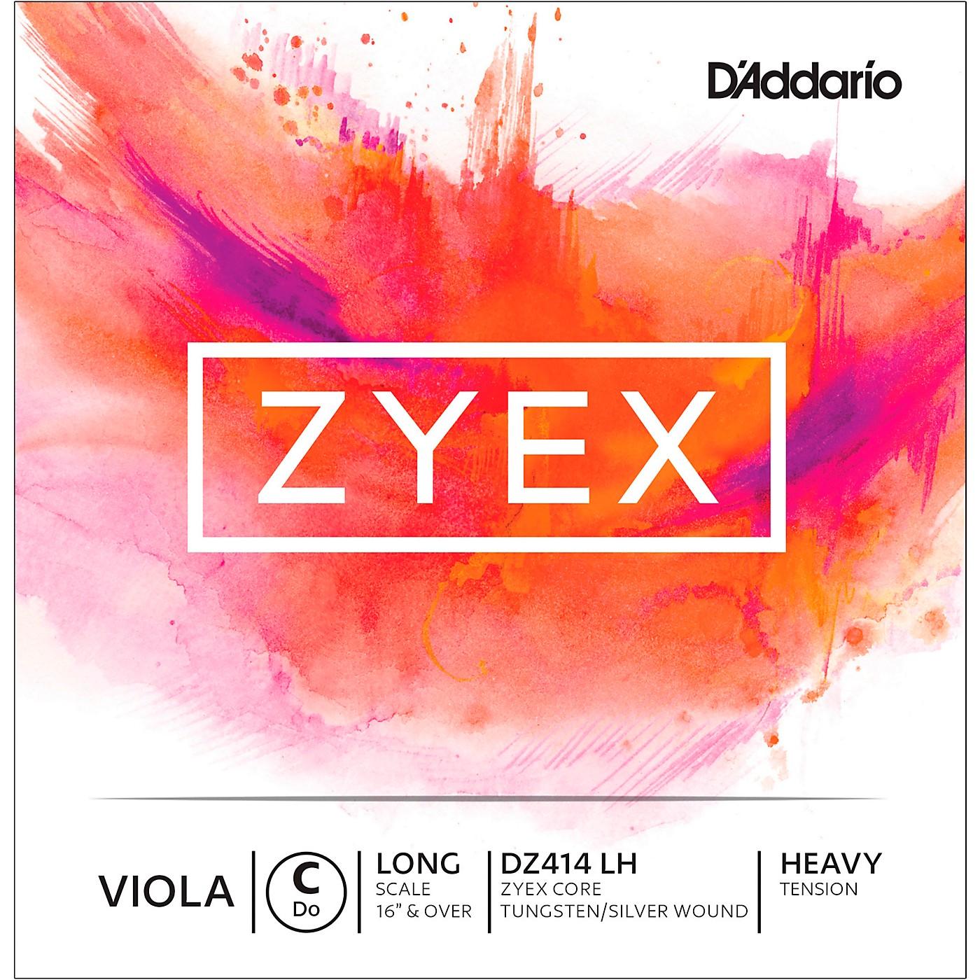 D'Addario Zyex Series Viola C String thumbnail