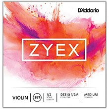 D'Addario Zyex Series Violin String Set