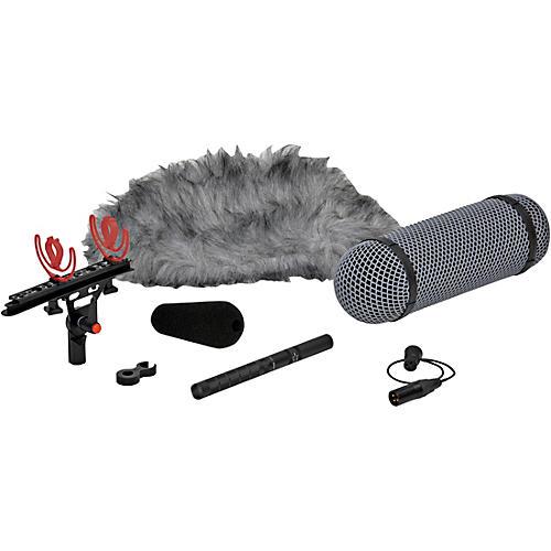 DPA Microphones d:dicate 4017B-R Shotgun Microphone with Ryocote Windshield thumbnail