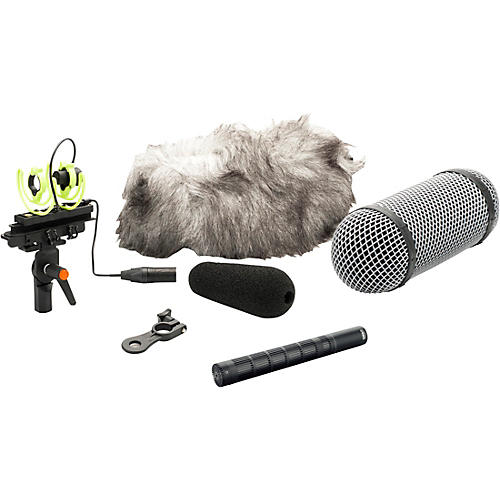 DPA Microphones d:dicate 4017C Compact Shotgun Microphone with Ryocote Windshield thumbnail