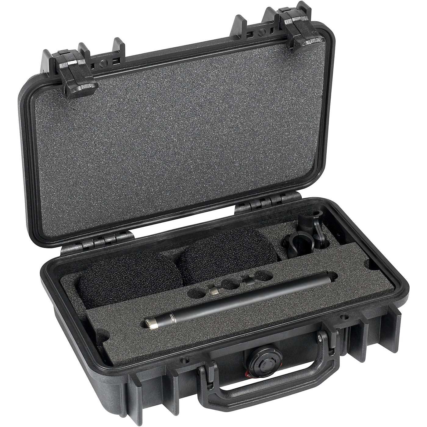 DPA Microphones d:dicate ST4006A Stereo Pair with Two 4006A with Clips and Windscreen in Peli Case thumbnail